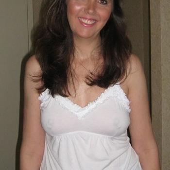 Clodette, Frau 44 jahre alt sucht einen Mann