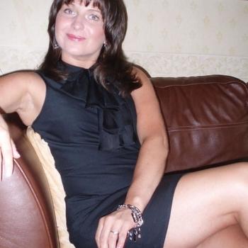 Babsie3, Frau 40 jahre alt sucht einen Mann